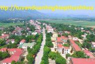 Thành lập công ty tại huyện Thạch Thành