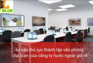 Thành lập văn phòng đại diện công ty nước ngoài tại huyện Nông Cống tỉnh Thanh Hóa