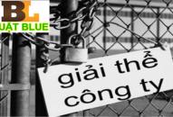Thủ tục giải thể doanh nghiệp tại huyện Nông Cống tỉnh Thanh Hóa