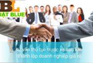 Thủ tục trước và sau khi thành lập doanh nghiệp tại huyện Nông Cống tỉnh Thanh Hóa